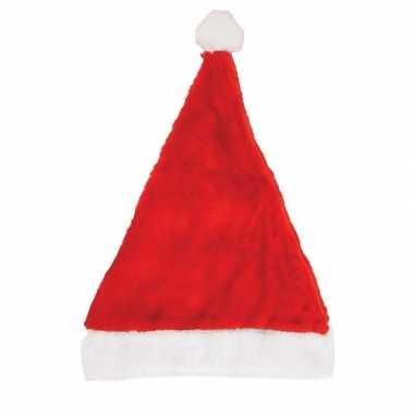 25x kerstmutsen 29 x 42 cm voor volwassenen kopen