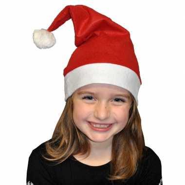 2x voordelige kerstmutsen voor kinderen kopen