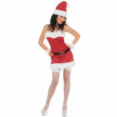 Kerstjurkje flanel voor dames kopen