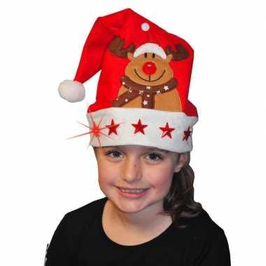 Kerstmuts met lichtjes voor kinderen kopen