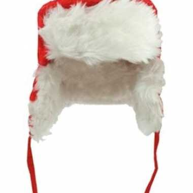 Kerstmutsen met flappen kopen