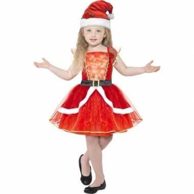 Kinder kerstjurkje met verlichting kopen