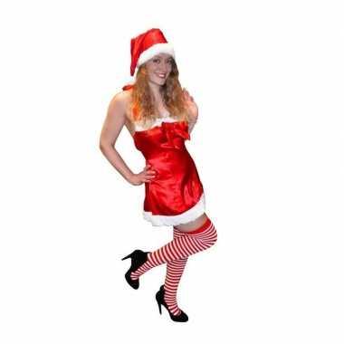 Pin up kerstjurkje voor dames kopen