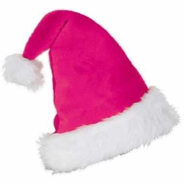 Roze kerstmuts kopen